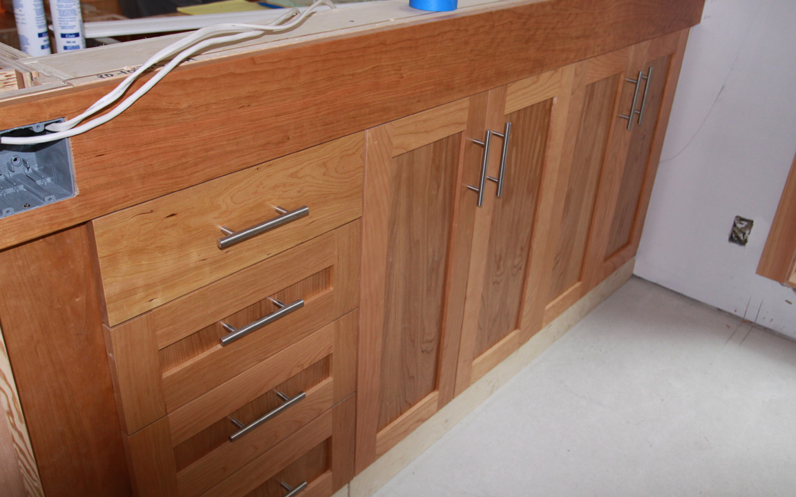 Uncategorized Kitchen Cabinet Pulls kitchen cabinet drawer pulls the have been installed these are cabinets that
