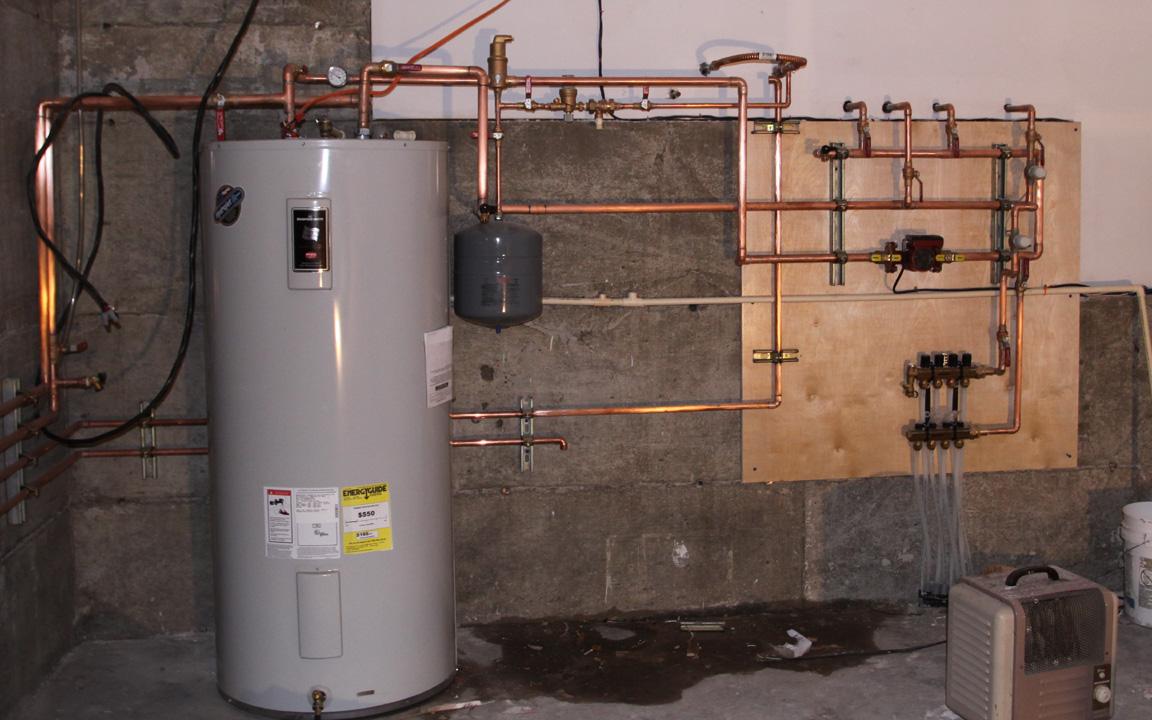 Water Storage Tank: Domestic Water Storage Tank